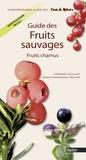 Gérard Guillot et Jean-Emmanuel Roché - Guide des fruits sauvages - Fruits charnus.