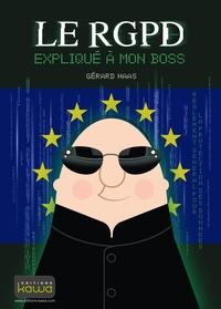 Histoiresdenlire.be Le RGPD expliqué à mon boss Image