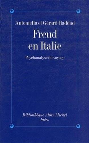 Freud en Italie. Psychanalyse du voyage