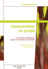 Goodtastepolice.fr Commanditer un projet. Le rôle des dirigeants pour la réussite des projets Image