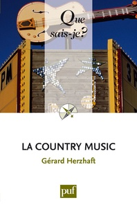 Gérard Herzhaft - La country music.