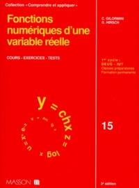FONCTIONS NUMERIQUES DUNE VARIABLE REELLE. Cours, exercices, tests, 2ème édition.pdf