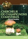 Gérard Houdou - Chercheur de champignons comestibles.