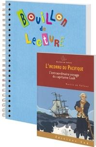 Gérard Hubert-Richou - L'inconnu du Pacifique - 12 livres + fichier.