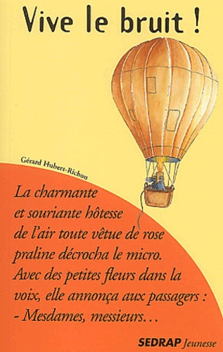 Gérard Hubert-Richou - Vive le bruit !.