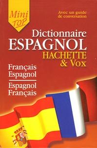 Gérard Kahn et Pablo Couffignal - Mini dictionnaire Français-Espagnol / Espagnol-Français - Guide de conversation.