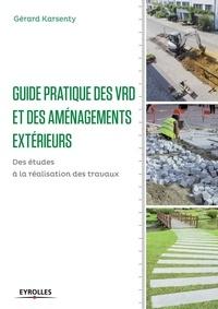 Deedr.fr Guide pratique des VRD et aménagements extérieurs - Des études à la réalisation des travaux Image