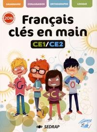 Gérard Lamotte et Céline Clabecq - Français clés en mains CE1/CE2.