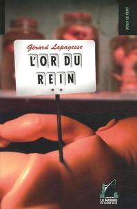 Gérard Lapagesse - L'Or du Rein.