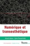 Gérard Leblanc et Sylvie Thouard - Numérique et transesthétique.