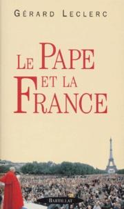 Deedr.fr Le pape et la France Image