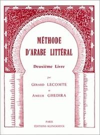 Histoiresdenlire.be Méthode d'arabe littéral - Tome 2 Image