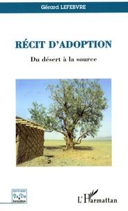 Artinborgo.it Récit d'adoption - Du désert à la source Image