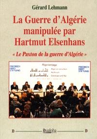 Icar2018.it La guerre d'Algérie manipulée par Hartmut Elsenhans -