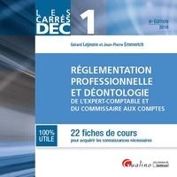 Réglementation professionnelle et déontologie de lexpert-comptable et du commissaire aux comptes DEC 1 - 22 fiches de cours pour acquérir les connaIssances nécessaires.pdf