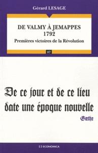 De Valmy à Jemappes 1792 - Premières victoires de la Révolution.pdf