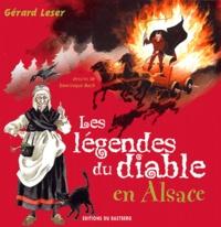 Gérard Leser - Les légendes du diable en Alsace.