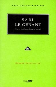 Galabria.be SARL LE GERANT. Statut juridique, fiscal et social Image