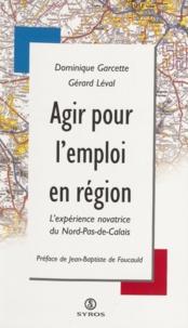 Gérard Léval et Dominique Garcette - .