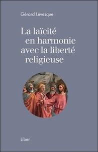 Ebooks in italiano téléchargement gratuit La laïcité en harmonie avec la liberté religieuse