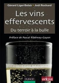 Gérard Liger-Belair et Joël Rochard - Les vins effervescents - Du terroir à la bulle.