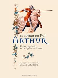 Livres gratuits à télécharger pour ipod touch Le roman du roi Arthur par Gérard Lomenec'h