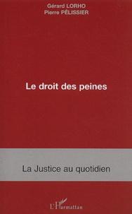 Satt2018.fr Le droit des peines - Mise à exécution et après peine Image