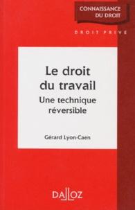 Gérard Lyon-Caen - .