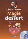 Gérard Majax - Magie au dessert. 1 Cédérom