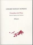 Gerard Manley Hopkins - Grandeur de Dieu - Edition bilingue français-anglais.