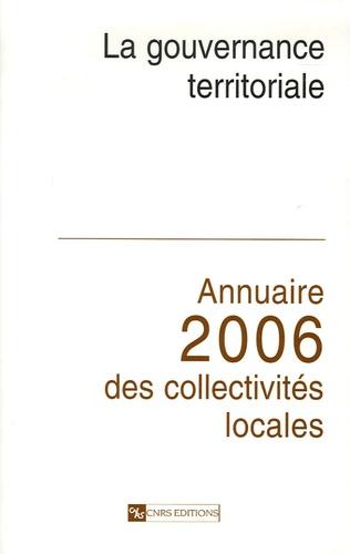 Gérard Marcou et Hellmut Wollmann - La gouvernance territoriale - Annuaire 2006 des collectivités locales.
