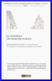 Gérard Marcou - Le contrôle des marchés publics.