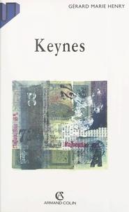 Gérard-Marie Henry et Bernard Simler - Keynes.