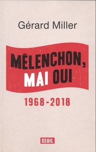Galabria.be Mélenchon, mai oui - 1968-2018 Image