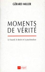 Blackclover.fr MOMENTS DE VERITE. Le hasard, le destin et la psychanalyse Image