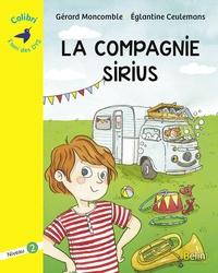 Gérard Moncomble et Eglantine Ceulemans - La compagnie Sirius - Niveau 2.