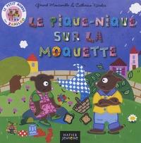 Gérard Moncomble et Catherine Nicolas - Le pique-nique sur la moquette.