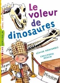 Gérard Moncomble - Le voleur de dinosaures.