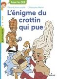 Gérard Moncomble et Christophe Merlin - Les enquêtes fabuleuses de FFF, le fameux Félix File-Filou  : L'énigme du crottin qui pue.
