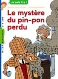 Gérard Moncomble et Christophe Merlin - Les enquêtes fabuleuses de FFF, le fameux Félix File-Filou  : Le mystère du pin-pon perdu.
