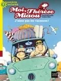 Gérard Moncomble et Frédéric Pillot - Moi, Thérèse Miaou Tome 3 : J'aime pas les vacances !.