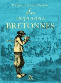 Gérard Nédellec - Les Légendes bretonnes.