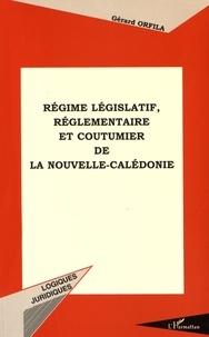 Ucareoutplacement.be Régime législatif, réglementaire et coutumier de la Nouvelle-Calédonie Image