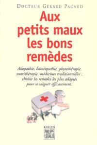Gérard Pacaud - .