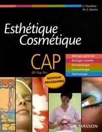 Gérard Peyrefitte - Esthétique Cosmétique CAP, BP/Bac Pro.