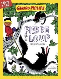 Gérard Philipe et Serge Prokofiev - Pierre et le loup. 1 CD audio