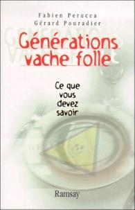 Gérard Pouradier et Fabien Perucca - .
