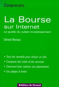 Goodtastepolice.fr La Bourse sur Internet - Le guide du cyber-investissement Image