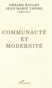 Gérard Raulet - .