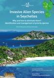 Gérard Rocamora et Elvina Henriette - Invasive alien species in Seychelles.